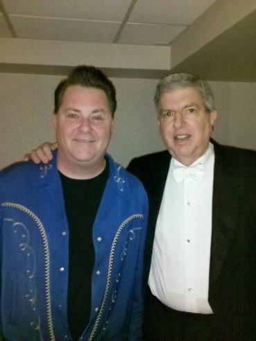 ME and Marvin Hamlisch